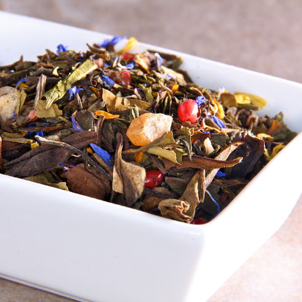 Flavoured White Tea
